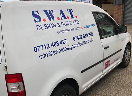 Professional Building Company in Chadwell End
